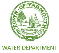 Town Seal with Water Department