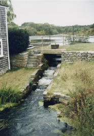 Baxter Mill Herring Run
