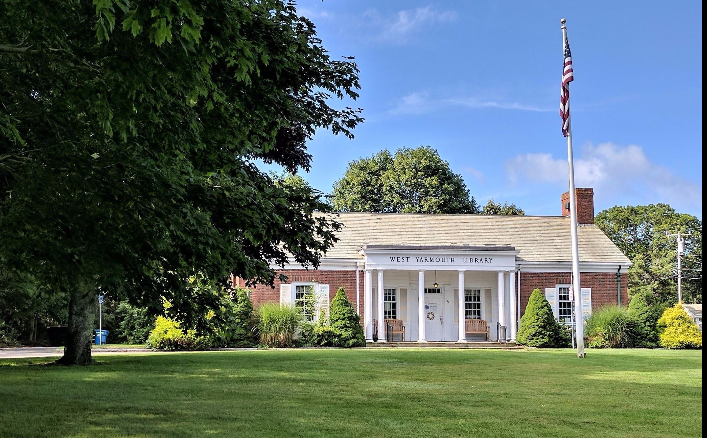 West Yarmouth Library Summer